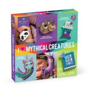 ann williams i love mythical creatures craft