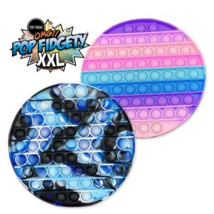 top trenz xxl round omg pop fidgety toy